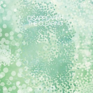 "Disappearer ""The Clearing"" CD"