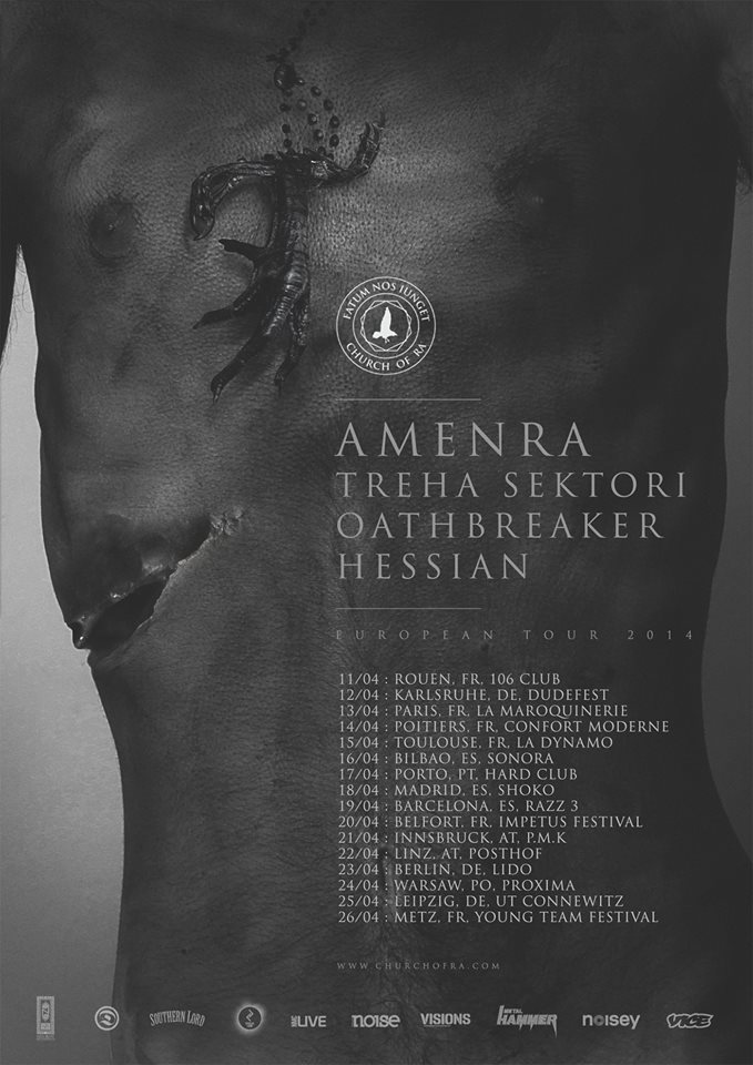 Amenra tour dates