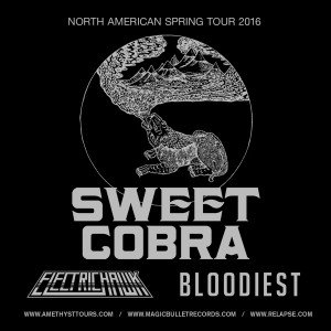 SWEET COBRA 2016 spring tour admat sites